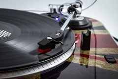 GPO Jam Union Jack Turntable - 4