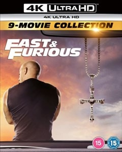 Fast & Furious: 9-movie Collection - 1