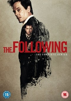 The Following: The Complete Series - 1