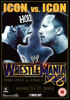 WWE: Wrestlemania 18 - 1