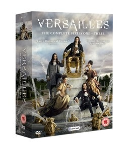 Versailles: The Complete Series One - Three - 2