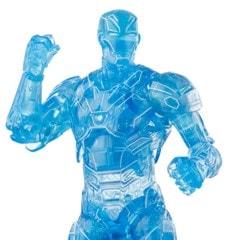 Hasbro Marvel Legends Series Hologram Iron Man Action Figure - 7