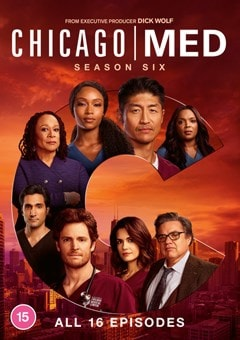 Chicago Med: Season Six - 1