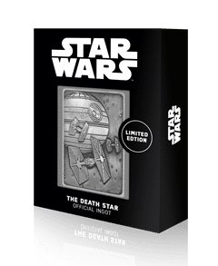 Death Star Scene: Star Wars Limited Edition Ingot Collectible - 1