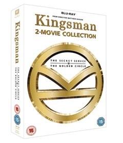 Kingsman - 2-movie Collection - 2
