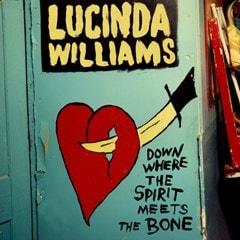 Down Where the Spirit Meets the Bone - 1