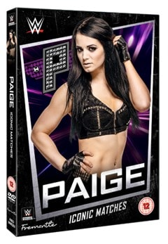 WWE: Paige - Iconic Matches - 2