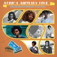 African Airways Five: Brace Brace Boogie 1976-1982 - 1