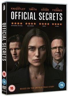 Official Secrets - 2