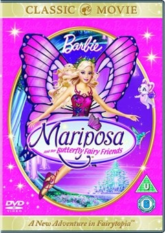 Barbie: Mariposa and Her Butterfly Fairy Friends - 1