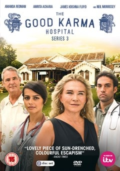The Good Karma Hospital: Series 3 - 1