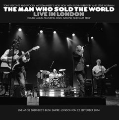 The Man Who Sold the World: Live in London - 1