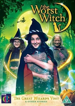 The Worst Witch: The Great Wizard's Visit & Other Stories - 1