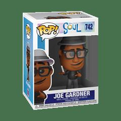 Joe Gardner (742) Pixar's Soul: Disney Pop Vinyl - 2