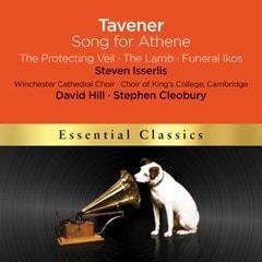 Tavener: Song to Athena/The Lamb - 1