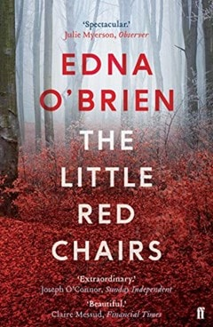 The Little Red Chairs - 1