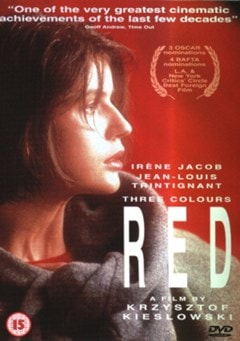 Three Colours: Red - 1