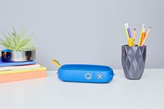 Jam Hang Around Blue Bluetooth Speaker - 3
