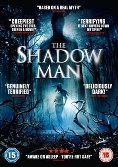 The Shadow Man - 1