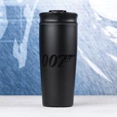 Metal Travel Mug James Bond: 007 - 1