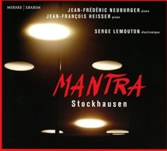 Stockhausen: Mantra - 1