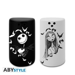 The Nightmare Before Christmas: Jack & Sally Salt & Pepper Shakers - 1