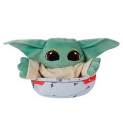 Star Wars: The Child (Grogu Baby Yoda) Hideaway Hover-Pram Plush - 6