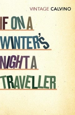 If On A Winter's Night A Traveller - 1