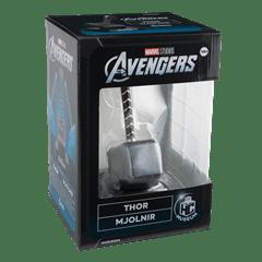 Thor Hammer Mjolnir: Marvel Museum Replica Hero Collector - 6
