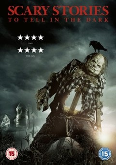 Scary Stories to Tell in the Dark - 1