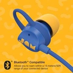 Jam Live Loose Blue Bluetooth Earphones - 3