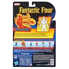 Marvel F4 Vintage Legends 3 Action Figure - 6