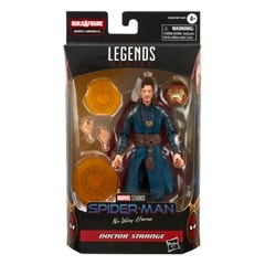 Doctor Strange: Spider-Man No Way Home: 'Marvel Legends Series  Action Figure - 10