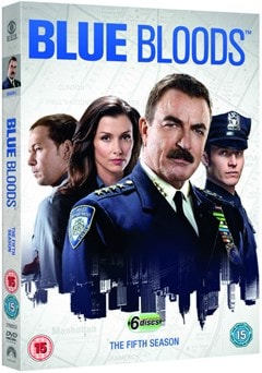 Blue Bloods: The Fifth Season - 2