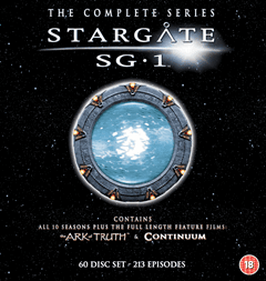 Stargate SG1: The Complete Series - 1
