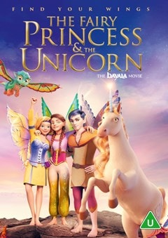 The Fairy Princess and the Unicorn - 1