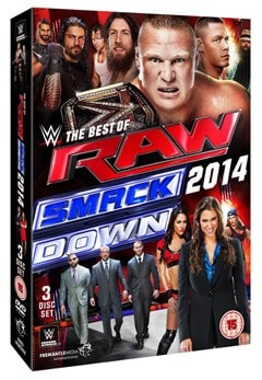 WWE: The Best of Raw and Smackdown 2014 - 2