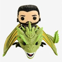 Jon Snow with Rhaegal (67) Game of Thrones: Pop Vinyl Rides - 2