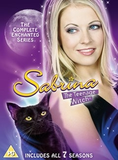 Sabrina the Teenage Witch: The Complete Series - 1
