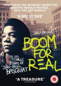 Boom for Real - The Late Teenage Years of Jean-Michel Basquiat - 1