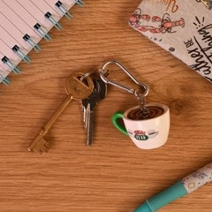 Friends Central Perk 3D Keychain - 1