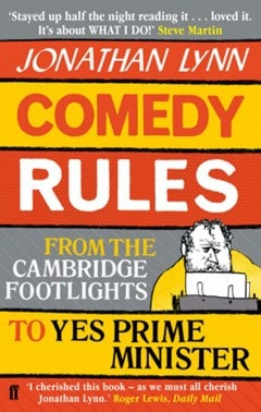 Comedy Rules: From the Cambridge Footlights to Yes, Prime Minister - 1
