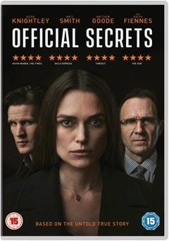 Official Secrets - 1