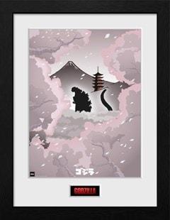 Godzilla Print Bundle: Original, Mecha & Blossom - 4