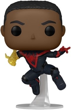 Classic Suit With Chase (765): Spiderman Miles Morales: Gamer Verse Pop Vinyl - 3
