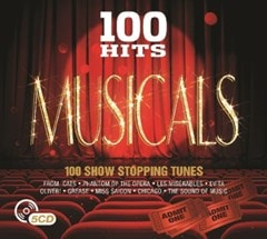 100 Hits: Musicals - 1