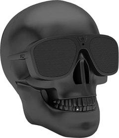 Jarre AeroSkull XS+ Matte Black Bluetooth Speaker - 1