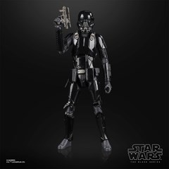 Star Wars Black Series Archive Imperial Death Trooper Action Figure - 1