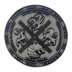 Game of Thrones: Iron Anniversary Limited Edition Medallion - 6