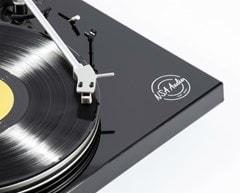 NSA Black Phono Turntable - 2